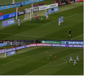 2 alla Lazio: Higuaìn e Callejon